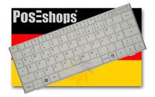 Orig. QWERTZ Tastatur ASUS Eee PC 900 900A 900HD 901 Netbook Serie Weiss DE Neu