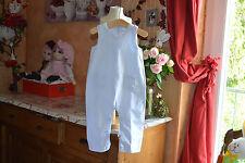 salopette cyrillus bleu pale 18 mois toute doublee ideal pour printemps ete