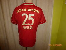 "FC Bayern München Adidas Triple Trikot 2012/13 ""-T---"" + Nr.25 Müller Gr.S- M"
