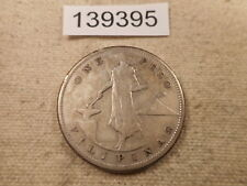 1908 S Philippines One Peso - United States Mintage Nice Silver Coin - # 139395
