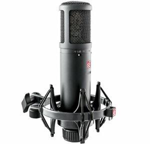 SE Electronics 2200 professional large diaphragm Cardiod Condenser Microphone