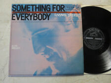 Elvis Presley 1961 Japan STEREO LP SOMEYHING FOR EVERYBODY Japanese