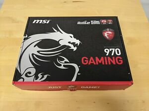 MSI 970 Gaming Motherboard AMD AM3+