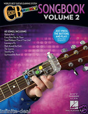ChordBuddy Guitar Method Songbook Volume 2 - Chord Buddy Book Only Sheet Music
