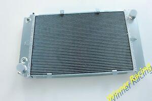 ALUMINUM RADIATOR PORSCHE 928 V8 78-82;GT/S/S2/S4/CS/SE W/1 OIL COOLER 1986-1989