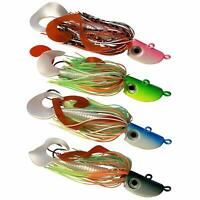 25 1//16oz Ball Head Jigs #4 Saltwater Circle Hooks