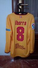 #8 IBORRA, SEVILLA FC Match Worn PLAYER third shirt, Spanish LFP 2016-17