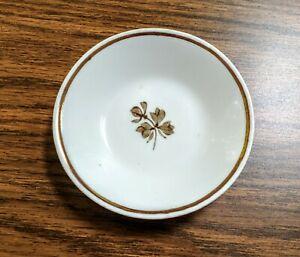 Antique Alfred Meakin Tea Leaf Fruit/Dessert Bowl Royal Ironstone China, England