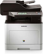 SAMSUNG CLX-6260FW 4in1 Farblaserdrucker Duplex W-LAN inkl. neue Toner 70 S.