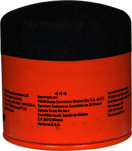 Engine Oil Filter-Extra Guard Fram PH9688