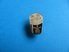 "Guinness Pint "" Round Table "" Pin Badge. VGC. Unused. Enamel."