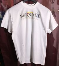 Men's Versace T-Shirt (L) Large Gianni Versace NEW USA Seller Fast Free Shipping