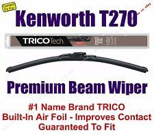 Wiper Blade 1-Pack Premium - fits 2012-2013 Kenworth T270 - 19240