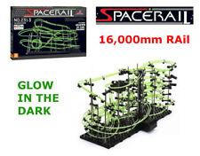 16m Space Rail Perpetual Rollercoaster Marble Run Coaster Level 3 Glow Dark Toy
