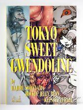 3 - 7 Days | Rocking'Jelly Bean | Tokyo Sweet Gwendoline Art Book EN/JP