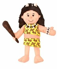 Fiesta Crafts Cave Woman Hand Puppet (Multi-Colour)