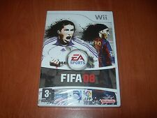 Nintendo Wii PAL version FIFA 08