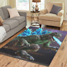 New Special Offer Home Mat Custom Godzilla Area Rug Decorative Floor Rug Carpet