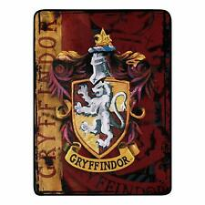 "Harry Potter, ""Battle Flag"" Micro Raschel Throw Blanket, 46"" x 60"", Multi Color"
