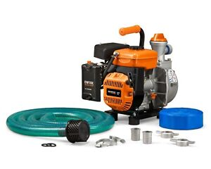 """Generac 6821 - 1.5"""" Clean Water Pump with Hose Kit - 49 State/CSA"""