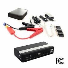 12V Diesel/Gasoline Car Jump Starter Booster Jumper Battery Power Bank Charger