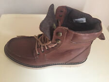 MENS  NEXT LEATHER ANKLE BOOTS SIZE UK 8 BRAND NEW