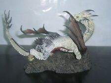 2004 McFarlane Dragons Series 1 Quest for the Lost King FIRE Clan Figure DIORAMA