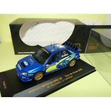 Ixo 1/43 Scale Ram157 Subaru Impreza WRC #2 Tour de Course 2004