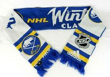 NHL Buffalo Sabres Winter Classic Reversible Adidas Scarf  Hockey