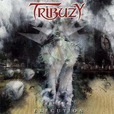 TRIBUZY Execution CD 10 trks FACTORY SEALED NEW 2005 Arise Spain Dickinson Kiske