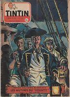 TINTIN n°302 du 5 août 1954. Bel état