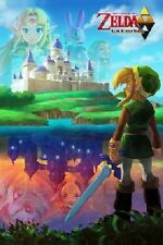2014 NINTENDO LEGEND OF ZELDA VIDEO GAME POSTER 24X36 NEW FREE SHIPPING