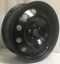 New  Black Steel Wheel Fits Ford Edgeescape Focus Fusion Xmm