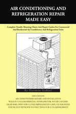 Air conditioning and Refrigeration Repair Made Easy: Complete Troubleshooting Ch