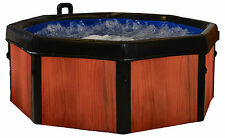 Spa-N-A-Box 6' Portable Reversible Hot Tub Spa Massage