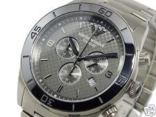 New Men's Emporio Armani AR9502 Watch Tags Warranty Box RRP $699