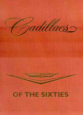 CADILLAC BOOK SCHNEIDER SIXTIES 60's