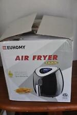 New 3.2L Air Fryer Euhomy 6 Programs 5 Piece Accessory
