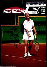 Gala Leon Garcia TOP GF Orig. Sign. Tennis + G 5742