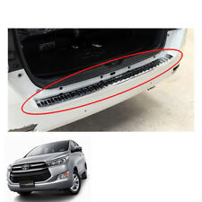 2016 17 Rear Tailgate Bumper Step Cover Chrome Fits Toyota Innova Crysta AN140