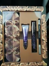 Urban Decay Naked Reloaded 12 nudes pallet  eyeshadow liner primer and mascara