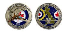 CF-18 Demo Team Collectible Coin