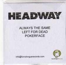 (ED716) Headway, Always The Same - DJ CD