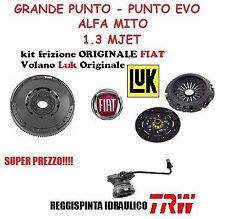 KIT FRIZIONE+VOLANO 4 PEZZI FIAT GRANDE PUNTO(1.3 MULTIJET 90 CV) ORIGINALE FIAT