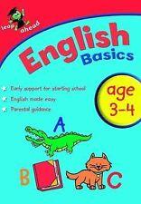 English Basics 3-4 by Bonnier Books Ltd (Paperback, 2009) Education Book (B092)