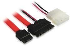 Slim SATA Optical Drive Power and Data Combo Cable