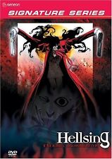 Hellsing: Vol 4: Eternal Damnation: New Anime DVD: Geneon Signature *