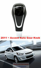 For 2012 ~ HYUNDAI ACCENT SOLARIS AUTO Gear Shift Lever Knob Genuine Part