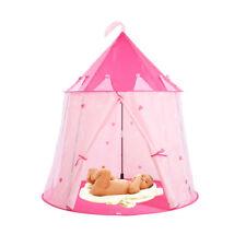 Children Kids Play Tent Indoor Outdoor Prince Princess Castle Playhouse