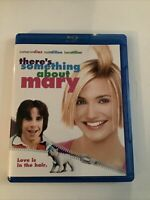 THERES SOMETHING ABOUT MARY Bluray Disc 2009 *LIKE NEW*FAST SHIPPING *